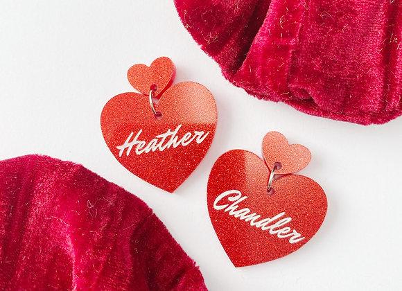 Heather Chandler Dangles