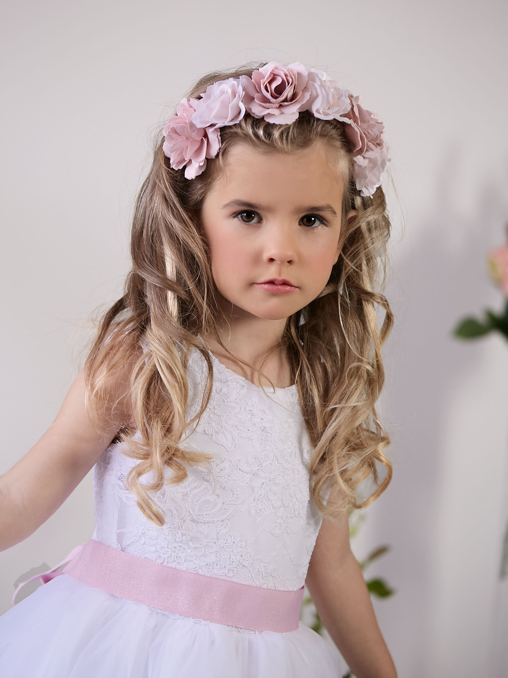 Peggy-Lee Flower Girl Dress