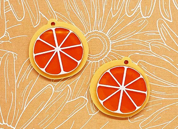 Orange Dangles