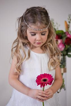 Daisy-May Flower Girl Dress