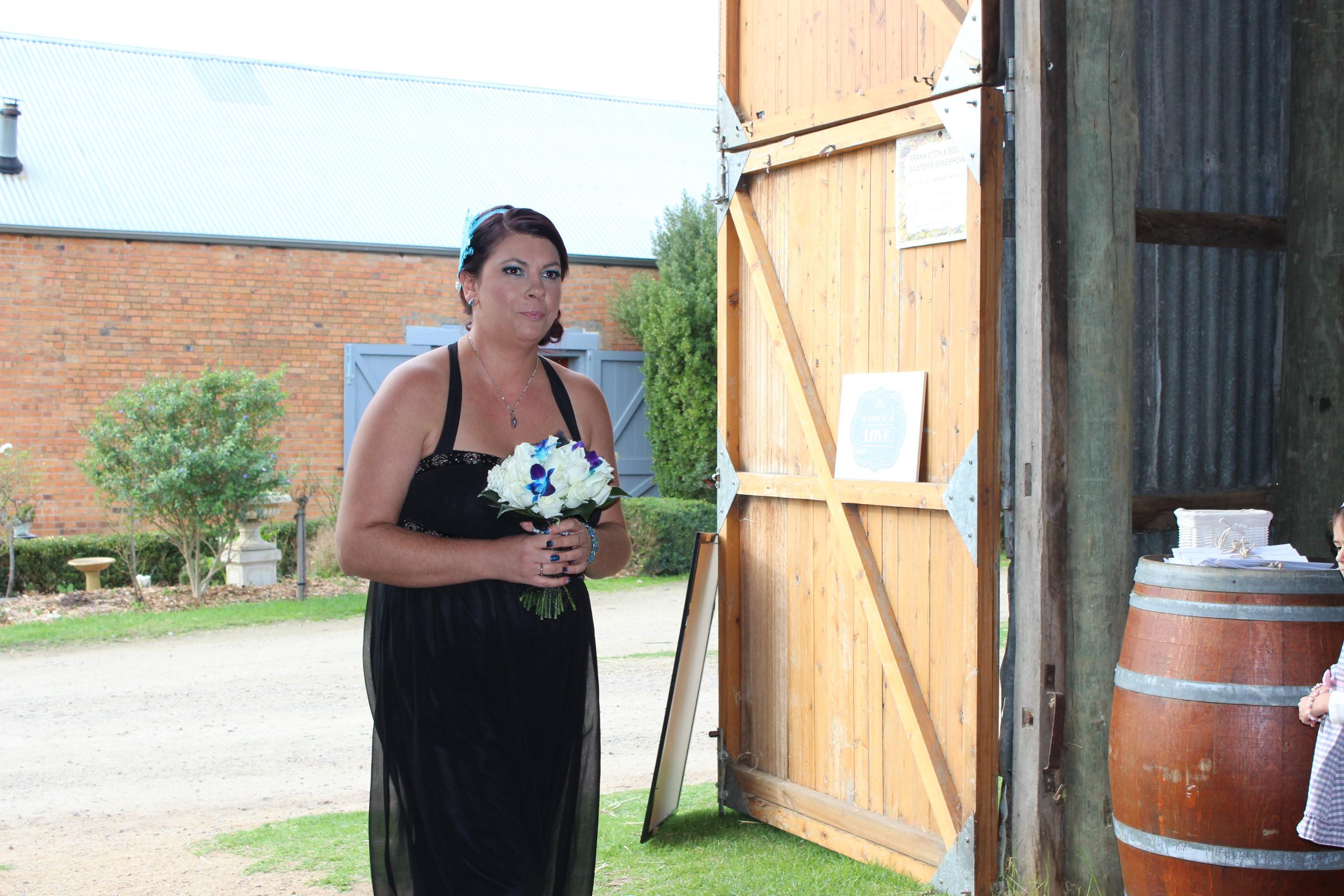 Bridesmaid Alteration Shannon & Alex