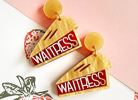 Waitress Dangles