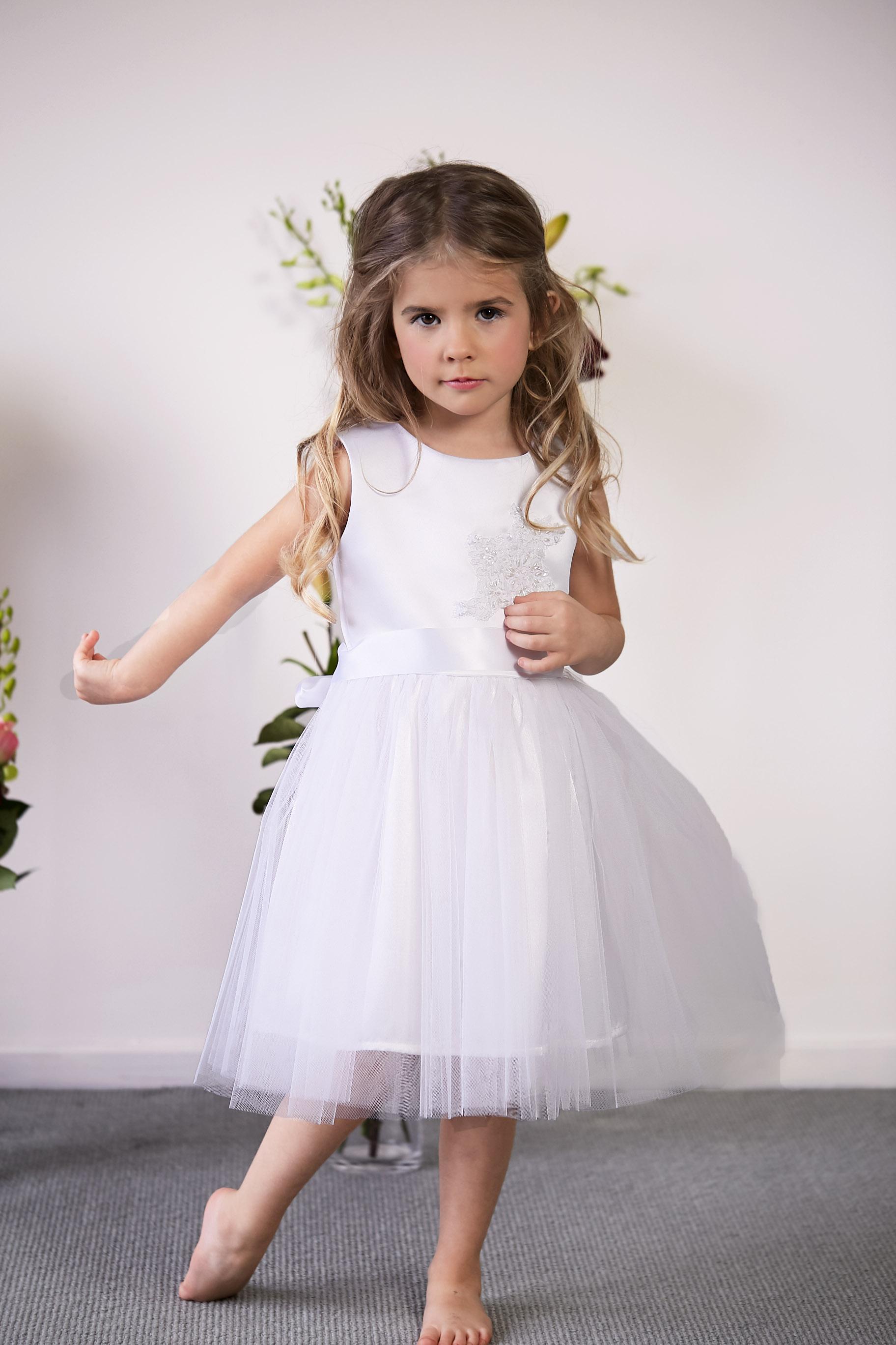 Betsy-Lou Flower Girl Dress