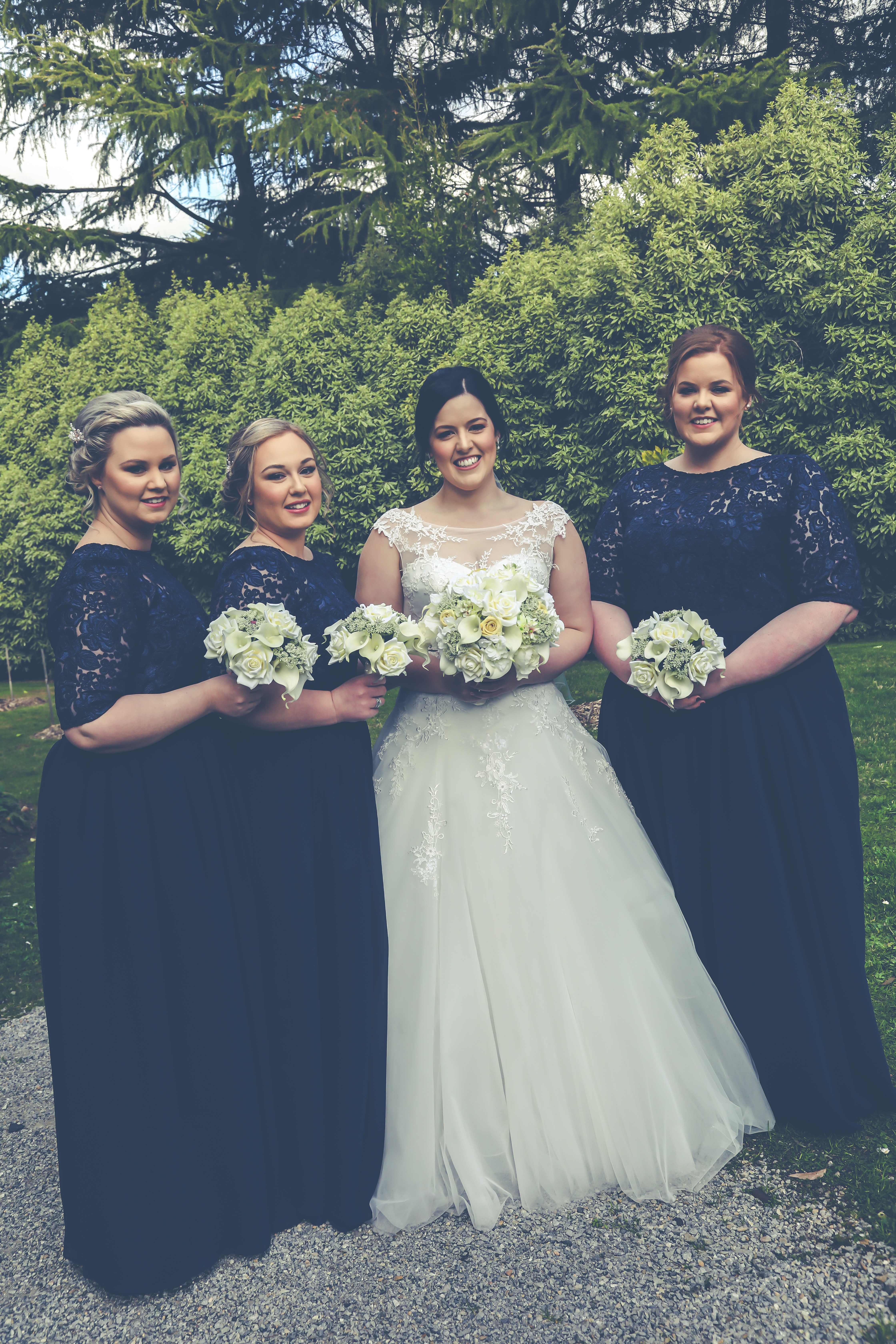 Bridal party alterations
