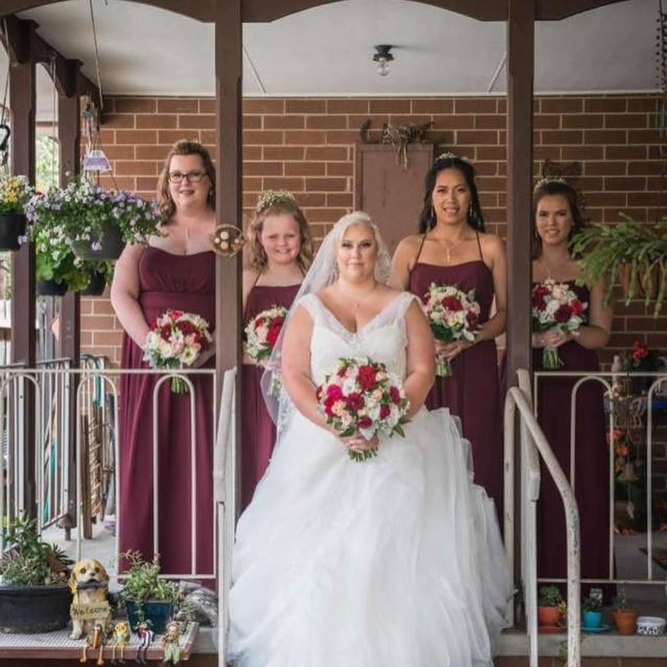 Bridal alterations Narre Warren