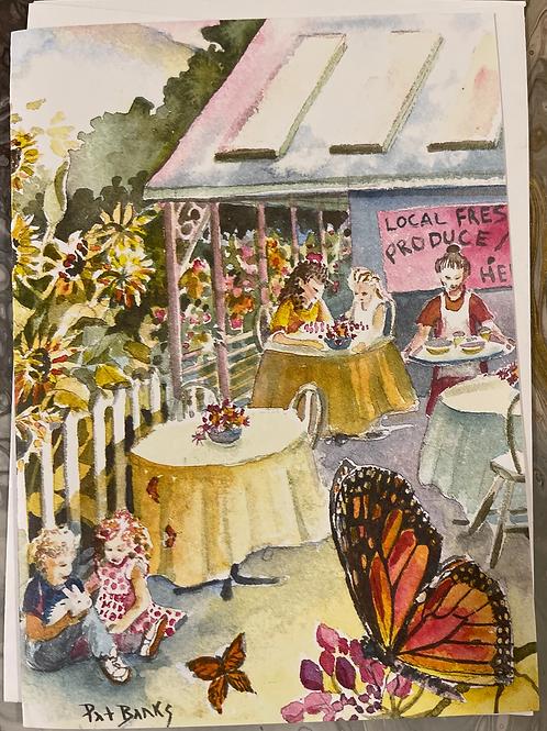Pat Banks Card