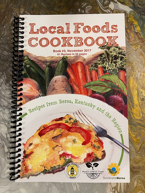 Local Food Cookbook