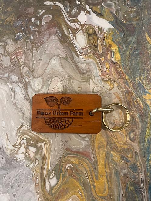 Berea Urban Farm Keychain