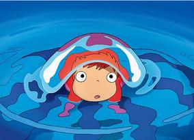 Freaks Indica: Ponyo- Uma amizade que veio do mar