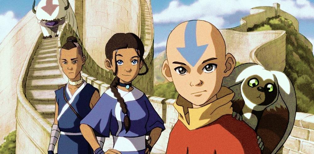 Os irmãos Sokka e Katara descobrem a salvação do mundo, o Avatar Aang
