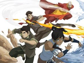 A Lenda de Korra- Livro Um: Água transforma a saga do Avatar