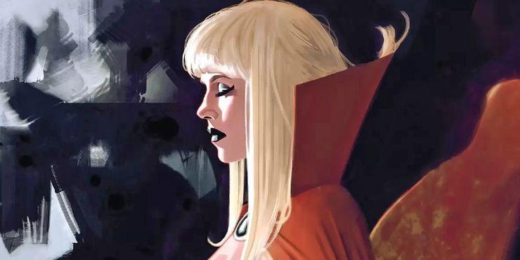Magik é uma das adolescentes mais intrigantes do universo Marvel