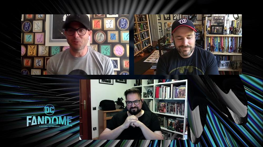 Expansão de Watchmen é discutida em painel do DC Fadome