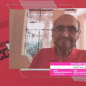 Quanta barriga, Senhor Emoção: Edgar Vivar faz painel nostálgico na CCXP