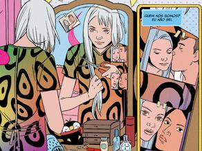Shade- A Garota Mutável: A HQ em que todos são péssimos e a história é maravilhosa
