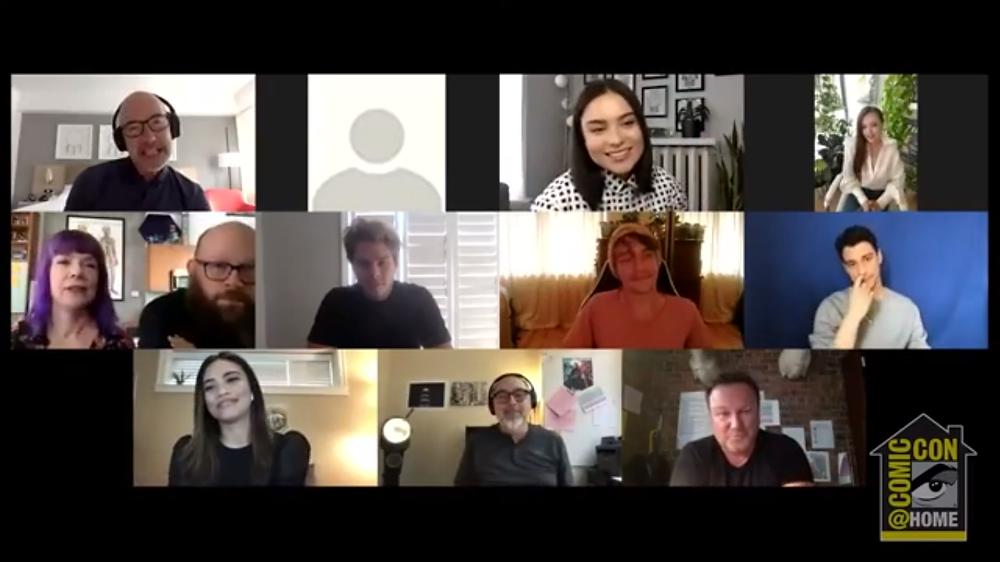 Elenco e produtores de A Ordem comentam sobre a série na San Diego Comic Con 2020