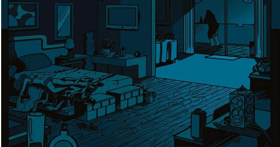Uma das histórias mais intrigantes de Uma Noite na Terra