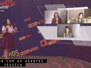 CCXP tem painel com as incríveis Jessica Chastain, Penelope Cruz e Fan Bingbing