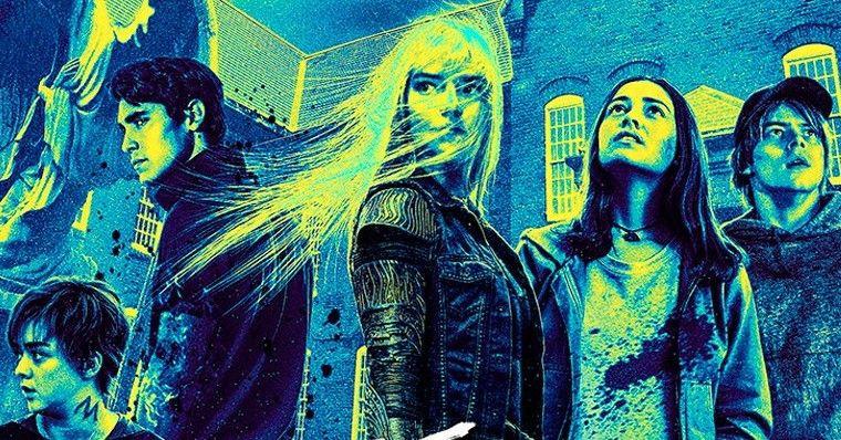 Pôster do filme Os Novos Mutantes