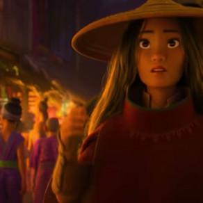 Raya e o Último Dragão acerta no visual mas peca no tom do filme (SEM spoilers)