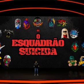 Esquadrão Suicida tem aparição de parte do elenco na CCXP Wolrds