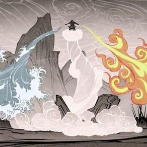 A Lenda de Korra- Livro Dois: Espíritos volta às origens do mundo e do Avatar