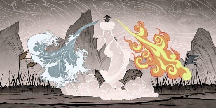 E o começo do Ciclo Avatar foi conturbado, lindo e significativo