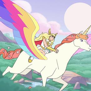 She-Ra e as Princesas do Poder é a animação perfeita para te deixar de coração quentinho