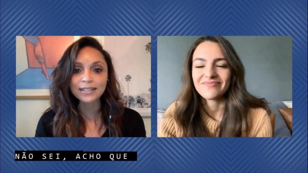 Danielle Nicolet e Allegra Garcia falam sobre como é trabalhar em The Flash