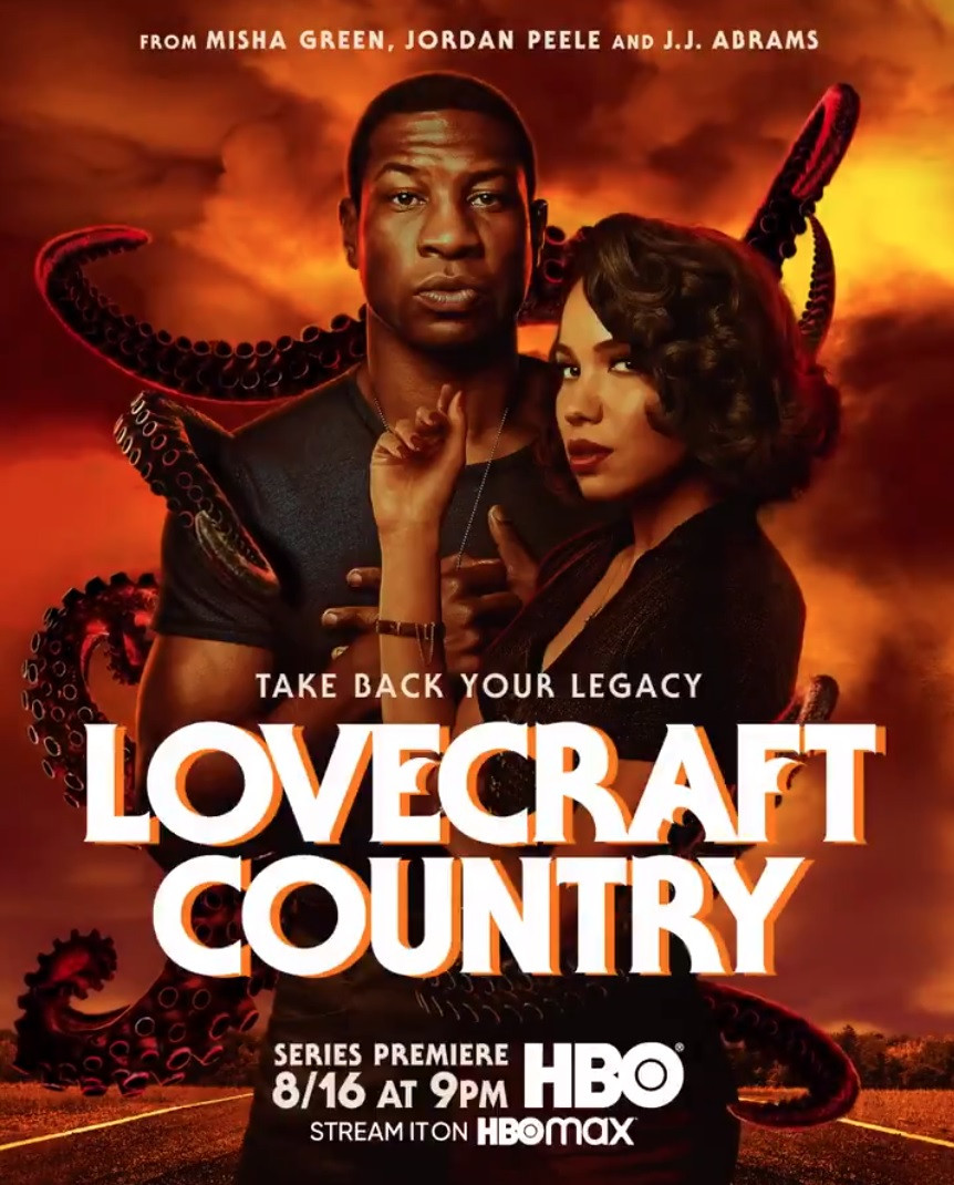 Pôster oficial de Lovecraft Country