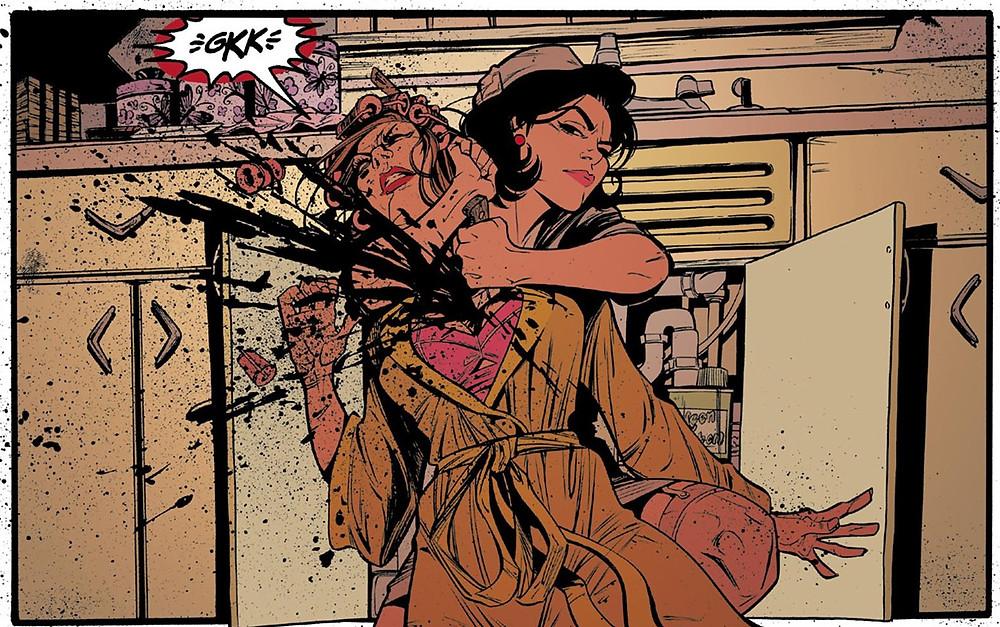Quem sabe não surge uma série adaptando a história?! Why Women Kill é uma boa referência