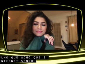 Zendaya é o grande destaque do painel da HBO na CCXP e fala sobre Euphoria