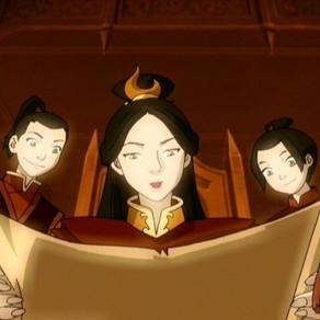 A Busca nos revela um dos maiores segredos de Avatar: Onde está a mãe de Zuko? (Com SPOILERS)