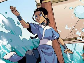 Katara e a Prata do Pirata é uma ótima história curtinha de Avatar