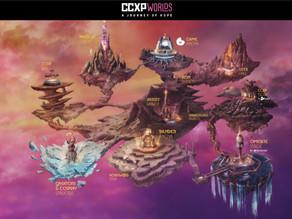 CCXP Worlds encerra o ano dos eventos geeks virtuais