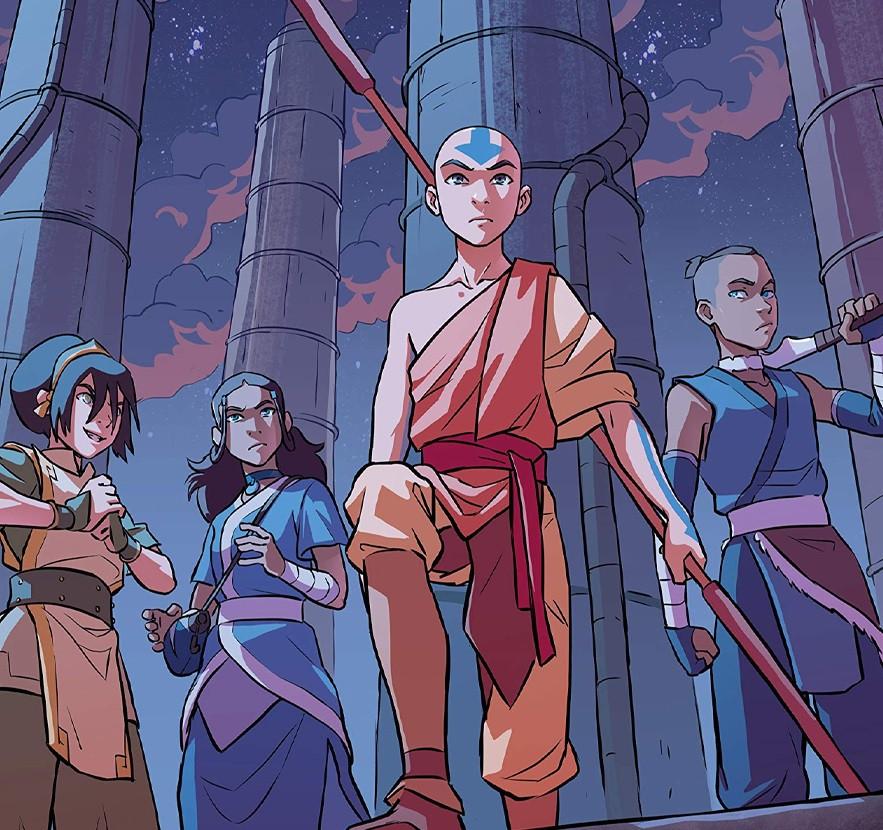 Avatar- Desequilíbrio