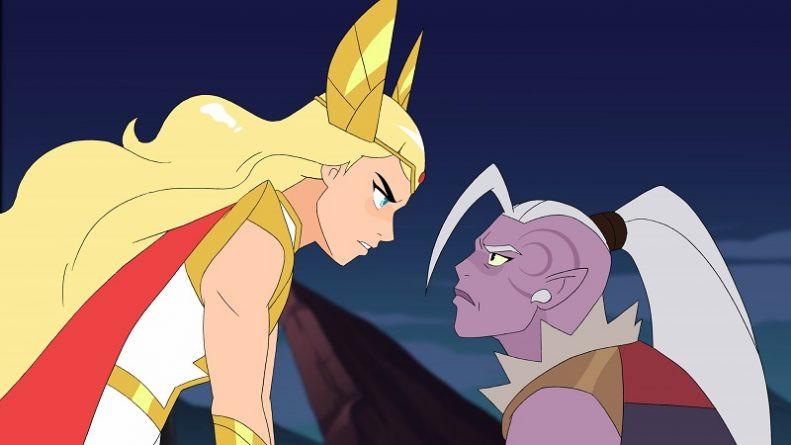 """Não é porque são """"bons"""" que os personagens de She-Ra não tomam atitudes questionáveis"""