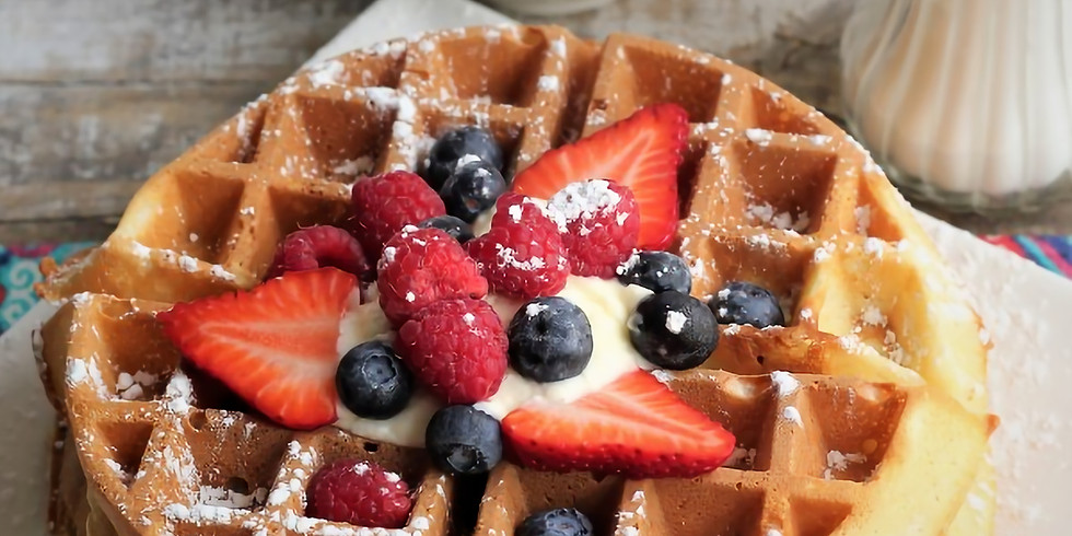 20th Annual Family Peace Project Waffle Breakfast