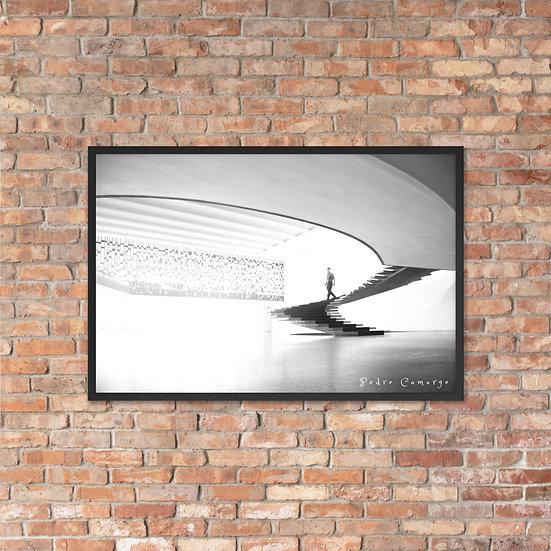 Itamaraty  #4 framed