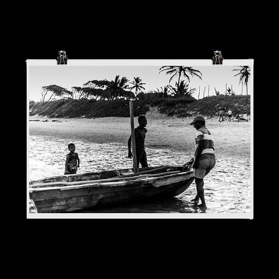 Pescadores PB Poster