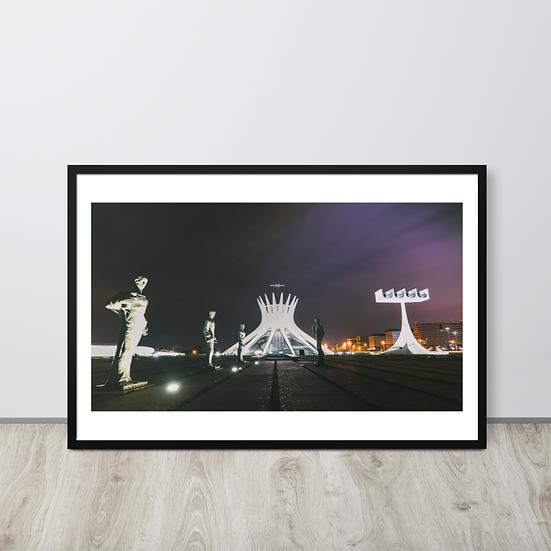 Catedral #45 - Moldura