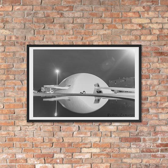 DISCO VOADOR #54 Framed