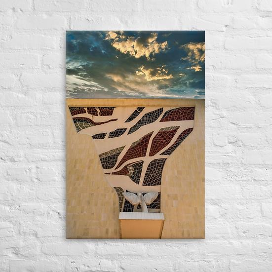Panteão #27 - Canvas
