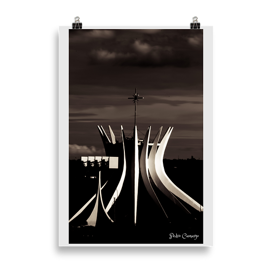 Catedral #72 Poster