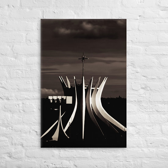 Catedral #22 - Canvas