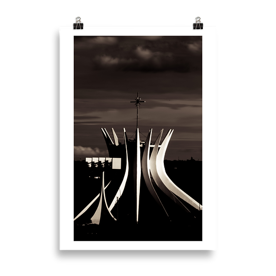 Catedral #22 - Poster