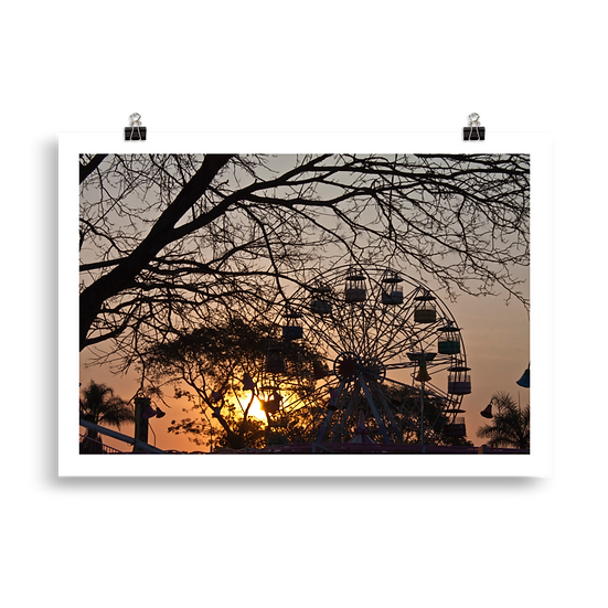 Parque #12 - Poster