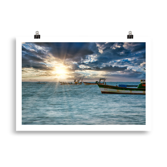 Barcos #72 - Poster