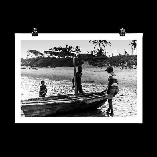 Pescadores #2 - Poster