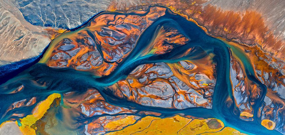 SLIDER 153 x 82,5 cm Vedivotn, Iceland D